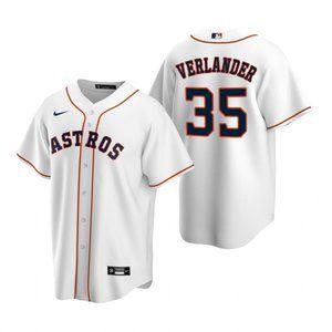 Houston Astros Justin Verlander Jersey